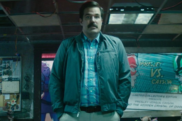 Rob Delaney as Peter in Deadpool 2 (20th Century Fox, HF)