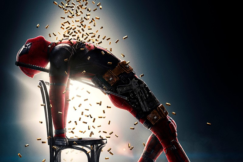 Ryan Reynolds as Wade Wilson/Deadpool in Deadpool 2 (20th Century Fox, HF)