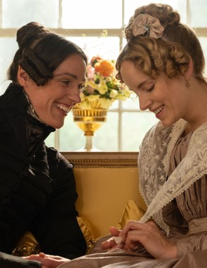 Suranne Jones and Sophie Rundle in Gentleman Jack (BBC)