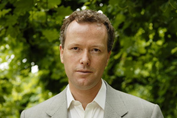 PARIS, FRANCE - JUNE 26: (FILE PHOTO) English author Edward St. Aubyn poses for a portrait June 26, 2007 in Paris, France to promote his book. (Photo by Ulf Andersen/Getty Images)
