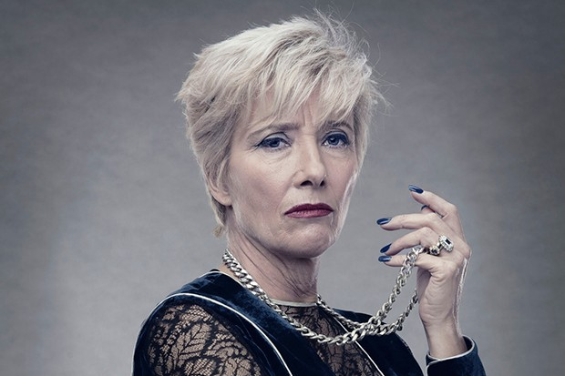 Emma Thompson plays Goneril in King Lear