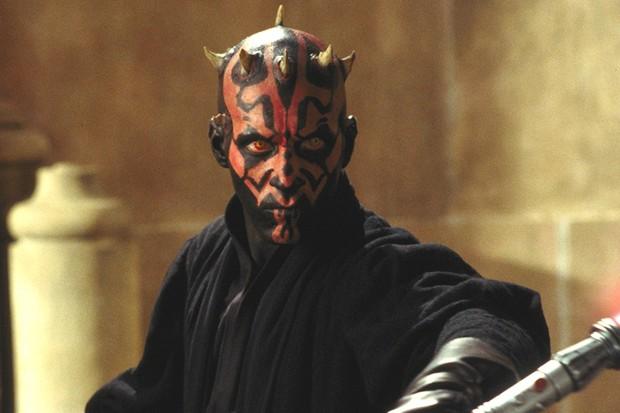 Star Wars Episode I - The Phantom Menace starring Ray Park as Darth Maul