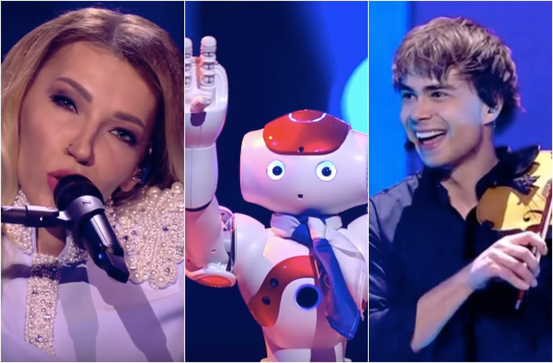 Eurovision 2018 Second Semi-Final Results