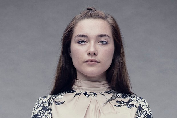 Florence Pugh Actor >> When is The Little Drummer Girl on TV? Who is in the cast