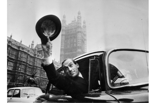 Jeremy Thorpe was made leader of the Liberal Party in 1967