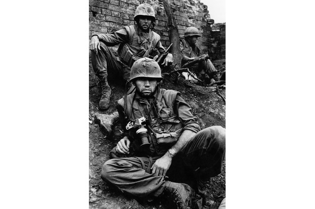 Don McCullin in Vietnam (Getty/FC)