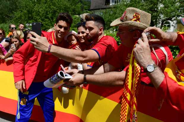 dddc72b0912 World Cup 2018 Spain v Morocco  what time is kick-off  What channel ...