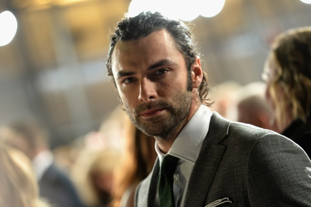 Aidan Turner at NTAs