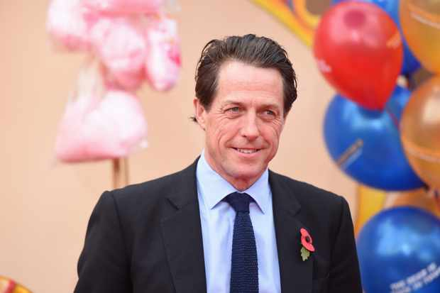 Hugh Grant (Getty)