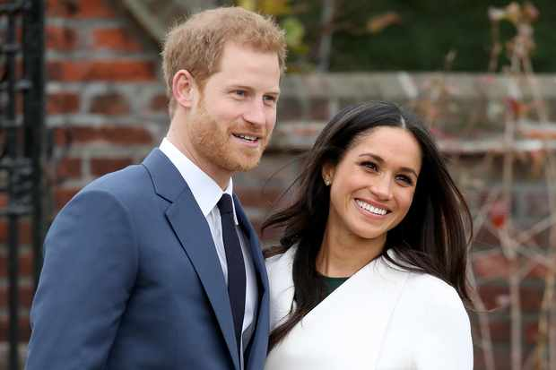 Prince Harry and Meghan Markle (Getty, EH)