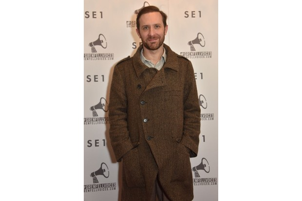 """LONDON, ENGLAND - DECEMBER 13: Tim Downie attends a special screening of """"Grenfell Voices"""" including 3 short films featuring and inspired by Grenfell survivors and first responders to mark the 6-month anniversary of the Grenfell Tower fire at The Electric Cinema on December 13, 2017 in London, England. (Photo by David M. Benett/Dave Benett/Getty Images)"""