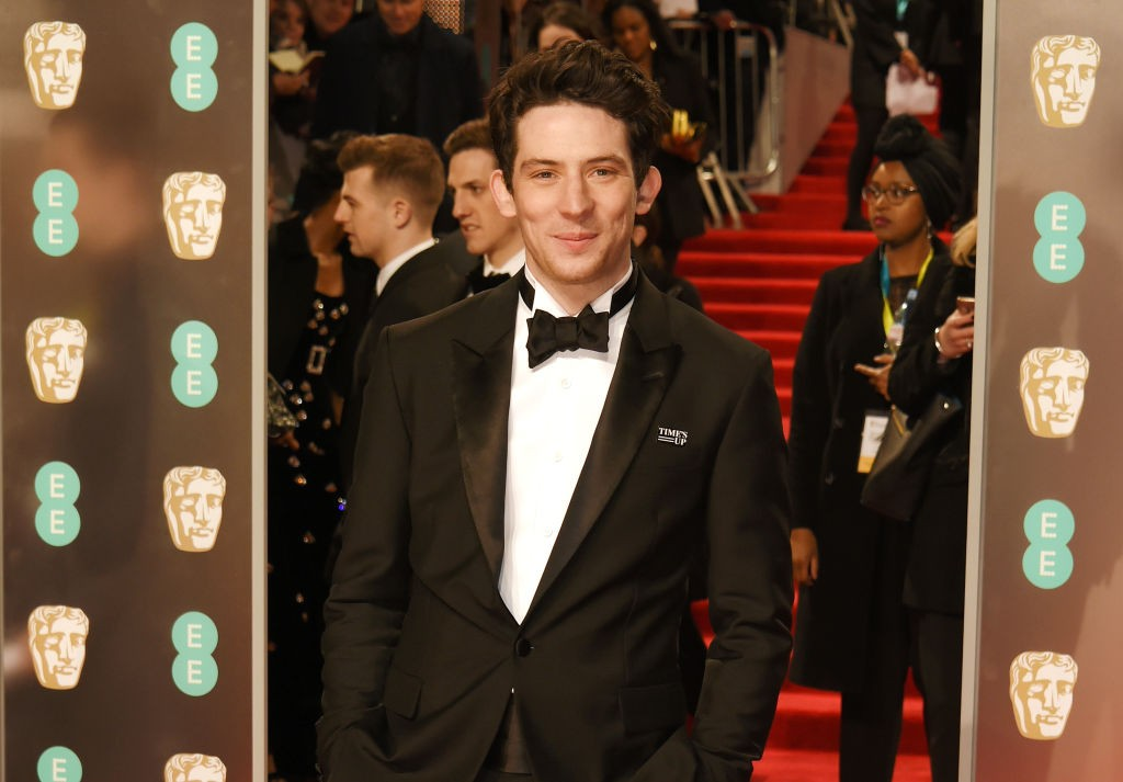 attends the EE British Academy Film Awards (BAFTA) held at Royal Albert Hall on February 18, 2018 in London, England.