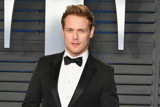 Sam Heughan (Getty, EH)