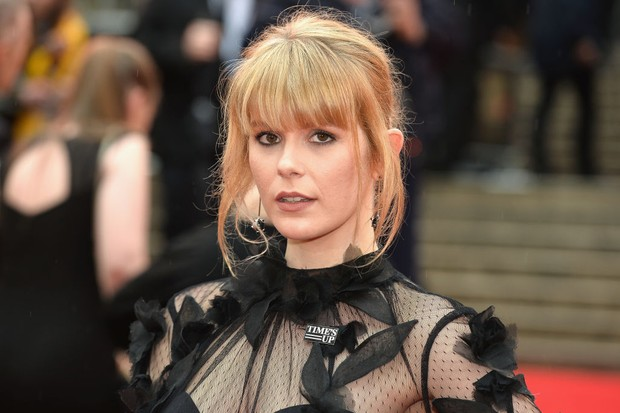 LONDON, ENGLAND - APRIL 08: Hannah Arterton attends The Olivier Awards with Mastercard at Royal Albert Hall on April 8, 2018 in London, England. (Photo by Jeff Spicer/Getty Images)