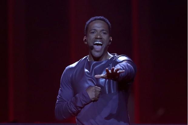 eurovision austria entry cesar sampson song singer profile rehearsal