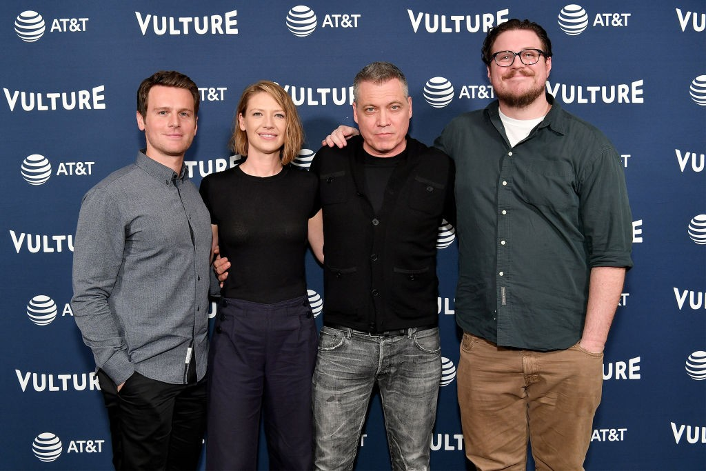 attends Day Two of the Vulture Festival Presented By AT&T at Milk Studios on May 20, 2018 in New York City.