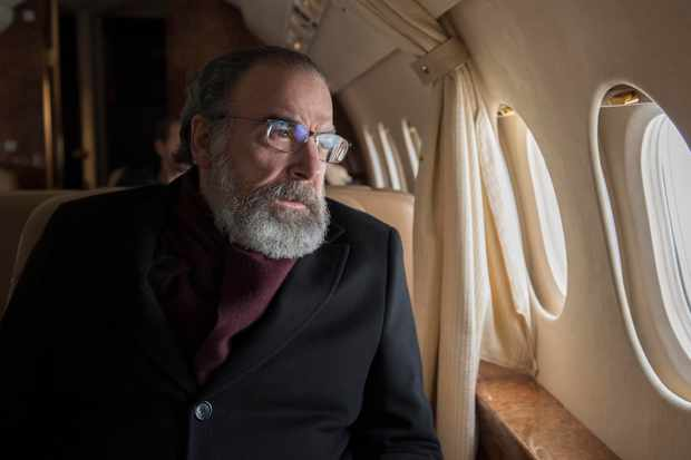 Mandy Patinkin in Homeland (Channel 4, EH)