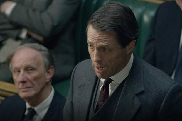 Hugh Grant - House of Commons - A Very English Scandal
