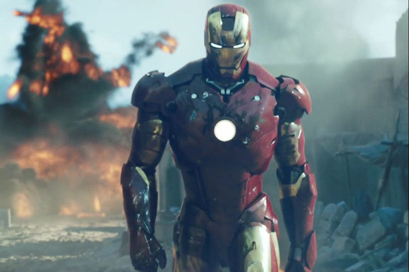 Robert Downey Jr as Tony Stark/Iron Man (Marvel, HF)