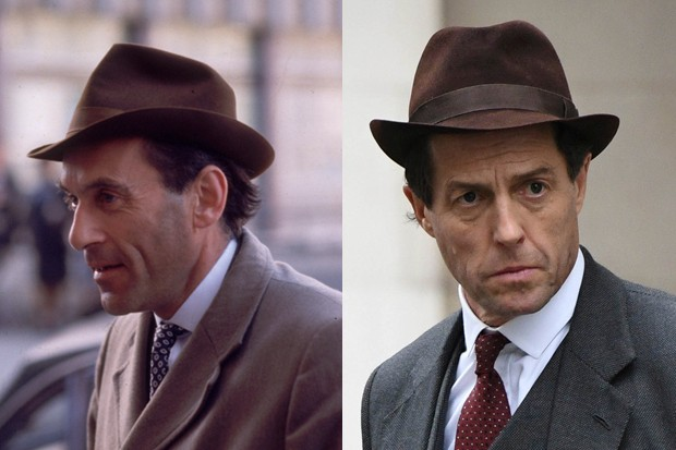 Jeremy Thorpe and Hugh Grant