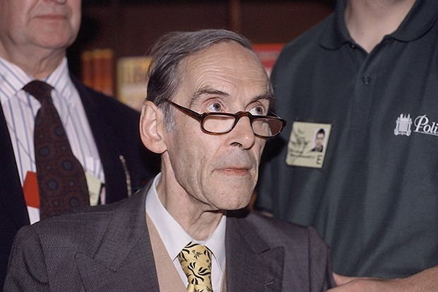 Jeremy Thorpe in 1999