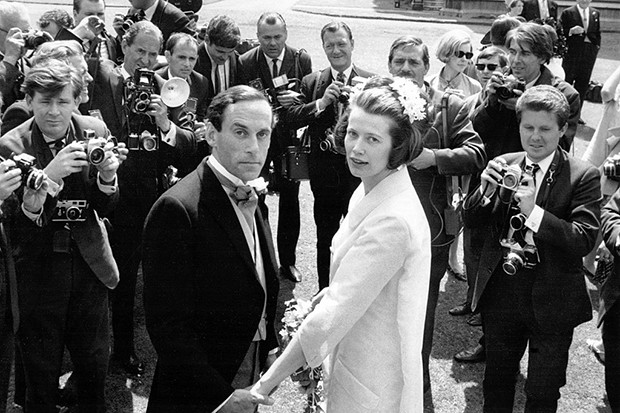 Jeremy Thorpe marries Caroline Allpass in 1968