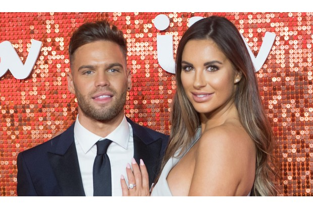 Jessica Shears and Dom Lever from Love Island