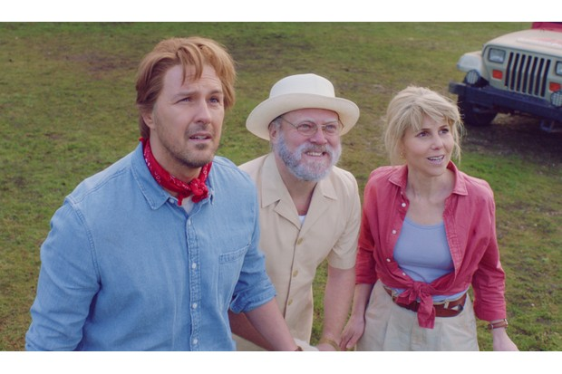 The Keith and Paddy Picture Show - Sally Phillips - Jurassic Park