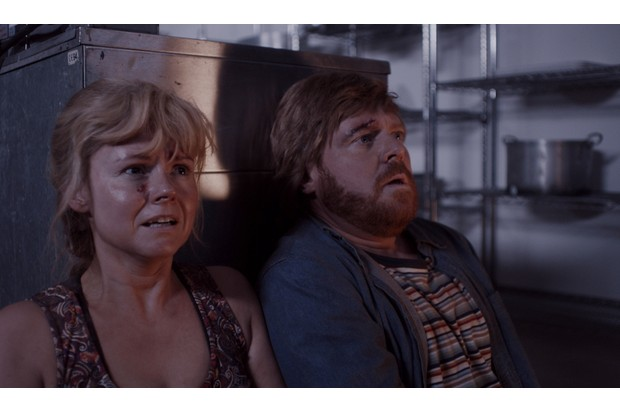 The Keith and Paddy Picture Show - Sian Gibson - Jurassic Park