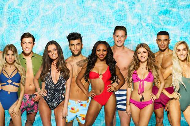 This image is strictly embargoed until 22.30 Monday 28th May 2018  From ITV Studios  Love Island: SR4 on ITV2  Pictured: Adam Collard, Hayley Hughes, Jack Fincham, Kendall Rae-Knight, Niall Aslam, Samira Mighty, Dr. Alex George, Dani Mas Dyer, Wes Nelson, Laura Anderson and Eyal Booker.  This photograph is (C) ITV Plc and can only be reproduced for editorial purposes directly in connection with the programme or event mentioned above, or ITV plc. Once made available by ITV plc Picture Desk, this photograph can be reproduced once only up until the transmission [TX] date and no reproduction fee will be charged. Any subsequent usage may incur a fee. This photograph must not be manipulated [excluding basic cropping] in a manner which alters the visual appearance of the person photographed deemed detrimental or inappropriate by ITV plc Picture Desk.  This photograph must not be syndicated to any other company, publication or website, or permanently archived, without the express written permission of ITV Plc Picture Desk. Full Terms and conditions are available on the website www.itvpictures.co.uk  For further information please contact: james.hilder@itv.com / 0207 157 3052