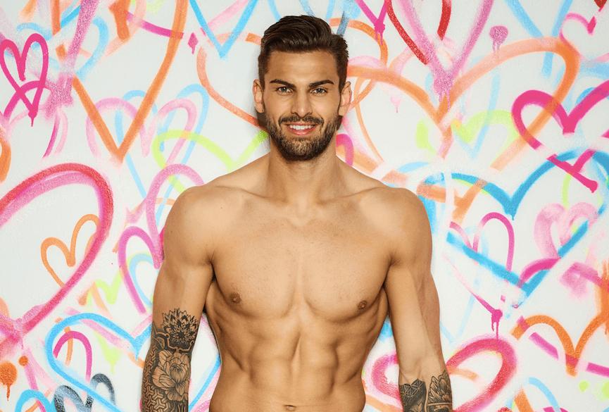 Love Island 2018: Adam Collard