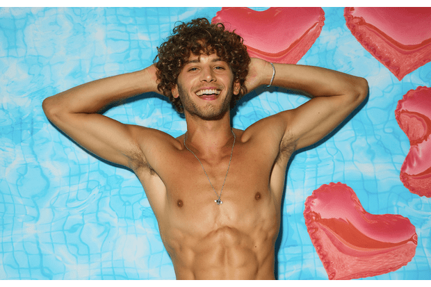 Love Island 2018: Eyal Booker