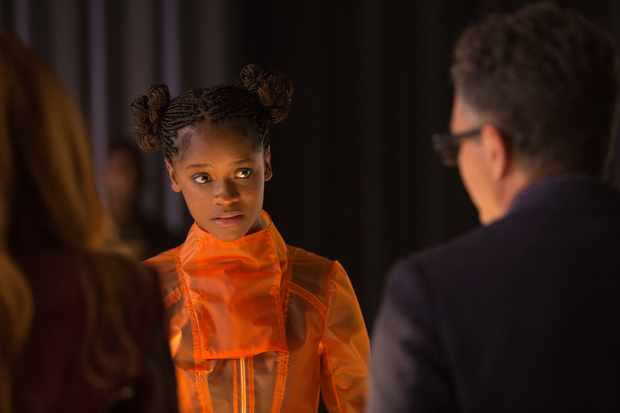 Letitia Wright plays Shuri in Black Panther and Avengers: Infinity War