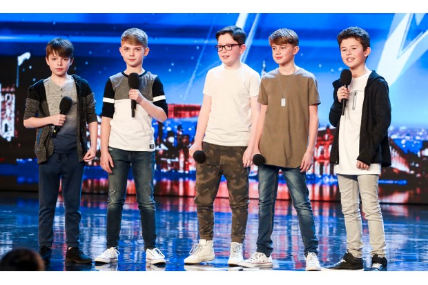 Made Up North on Britain's Got Talent