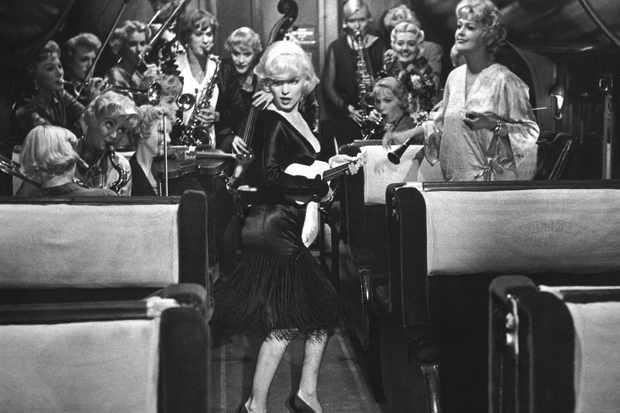 Some Like it Hot – Marilyn Monroe