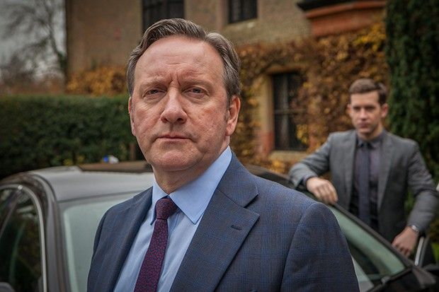 Neil Dudgeon plays Detective Chief Inspector John Barnaby in Midsomer Murders