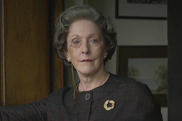 Patricia Hodge plays Ursula Thorpe in A Very English Scandal