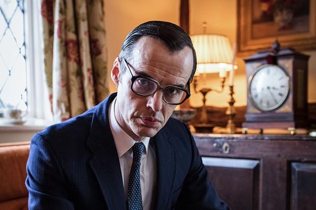 Paul Hilton plays David Holmes in A Very English Scandal