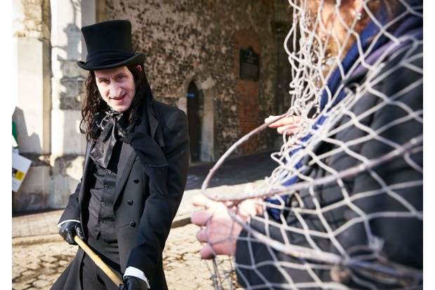 Tramp Catcher (Paul Kaye)