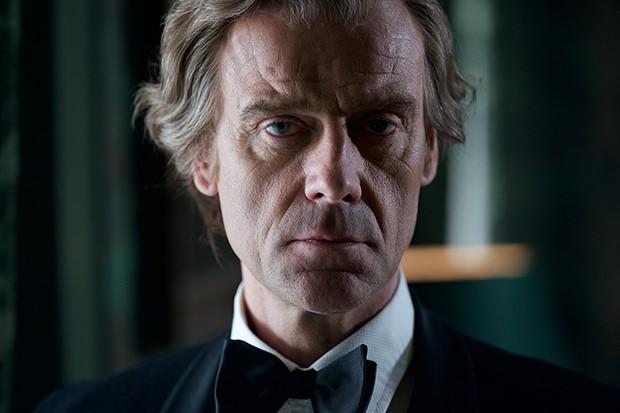 Pip Torrens plays Nicholas Pratt in Patrick Melrose