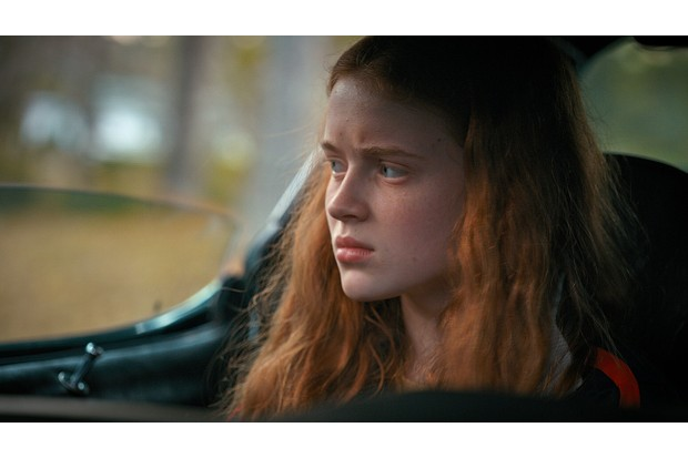 Sadie Sink in Stranger Things
