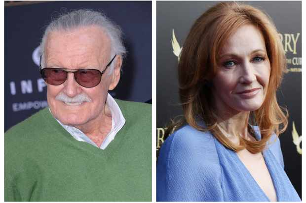 Stan Lee just proposed a Marvel/Harry Potter cross-over to