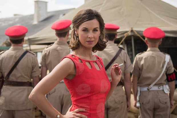 WARNING: Embargoed for publication until 10:00:01 on 19/09/2017 - Programme Name: The Last Post - TX: n/a - Episode: Generic (No. n/a) - Picture Shows:  Alison Laithwaite (JESSICA RAINE) - (C) Bonafide Films - Photographer: Coco van Oppens