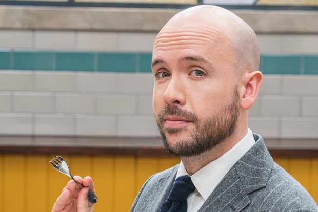 The Great British Bake Off: The Professionals - Tom Allen