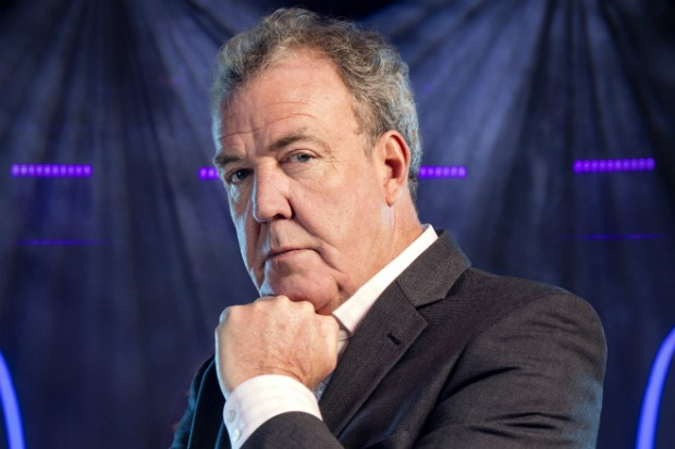 Who wants to be a millionaire - Jeremy Clarkson