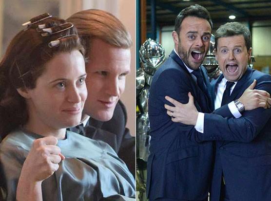 Bafta favourites, Netflix and ITV, SL