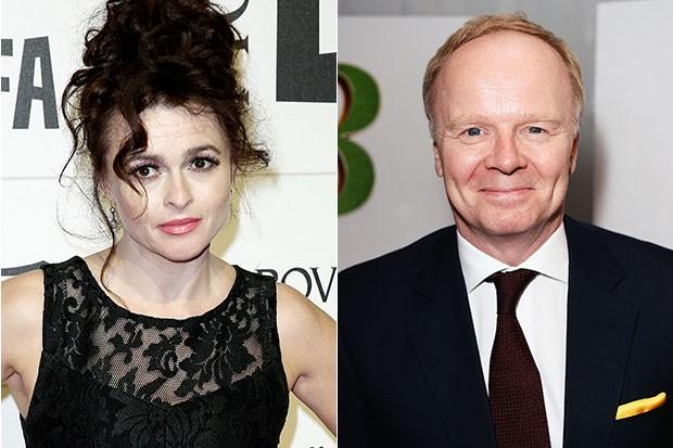 Helena Bonham Carter and Jason Watkins, Getty, SL