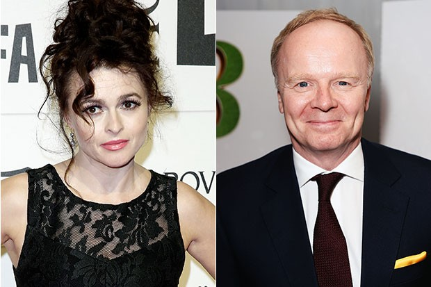 Helena Bonham Carter and Jason Watkins, Getty, SL