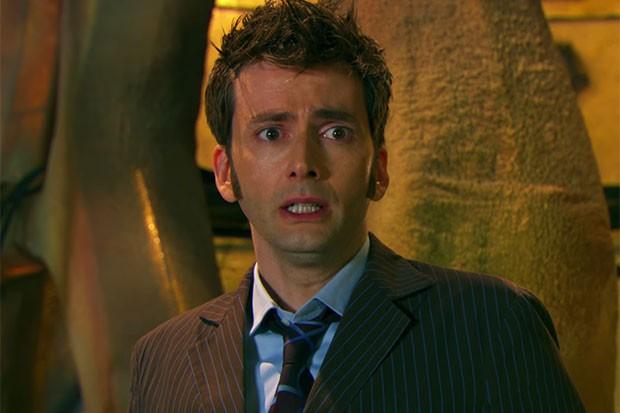 David Tennant Doctor Who regeneration, YouTube, SL