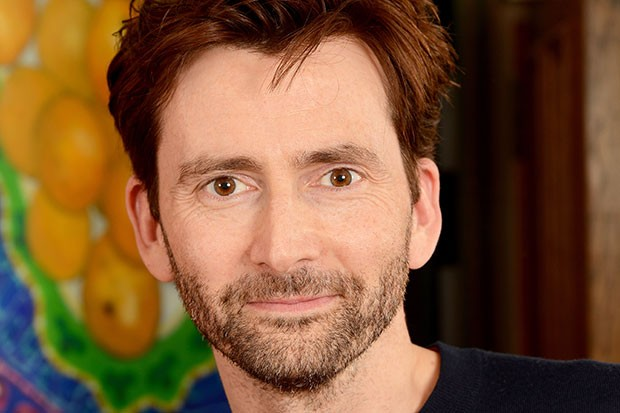 David Tennant, Getty, SL